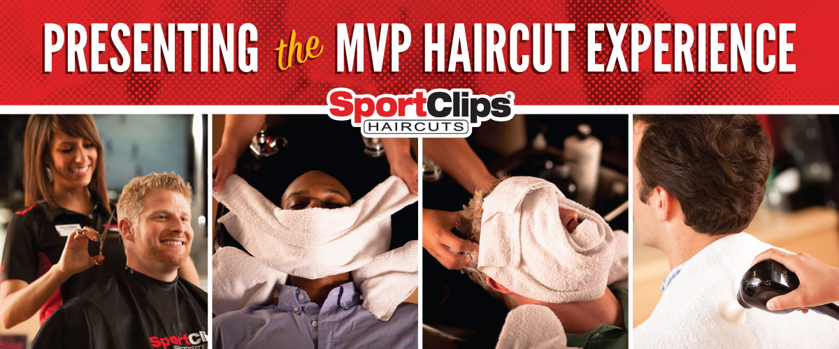 The Sport Clips Haircuts of Fairfield Township  MVP Haircut Experience